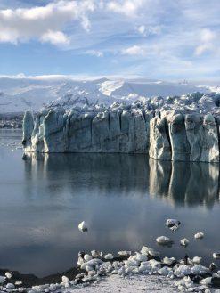 Jökulsárlón Glacier Lagoon | Jökulsárlón Glacier Lagoon & Ice Cave Discovery 2 Day Tour | Hidden Iceland
