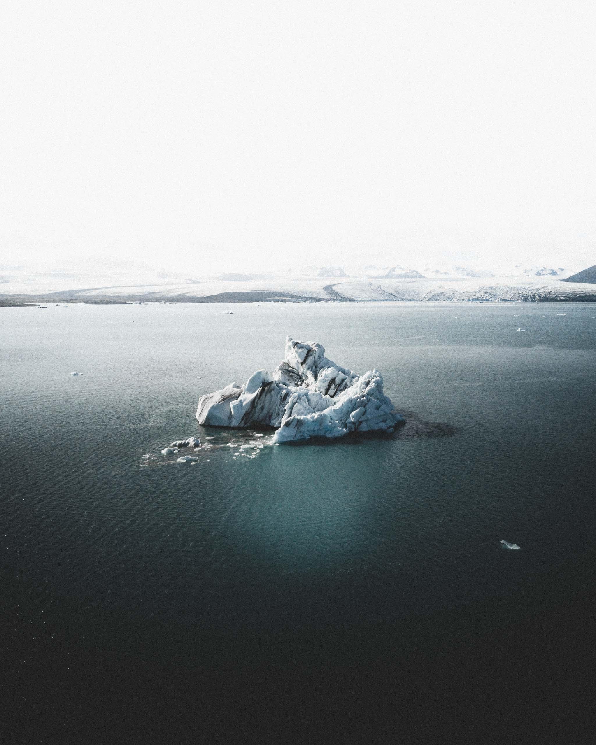 Jökulsárlón Glacier Lagoon | Hidden Iceland | Photo by Norris Niman | Feature