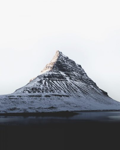 Kirkjufell - the lonely mountain