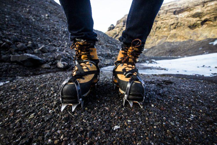 Glacier Gear | Hidden Iceland | Photo by Mark Hoey