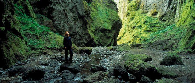 Þórsmörk   Hidden Iceland