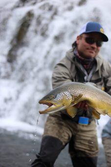 Fishing Highlands big catch | Fly Fishing Tour | Hidden Iceland