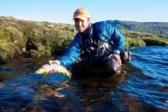 Mountain Fishing catch | Fly Fishing Tour | Hidden Iceland
