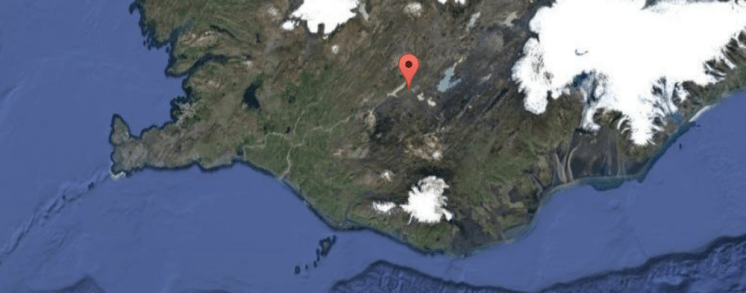 Fishing Highlands Map | Fly Fishing Tour | Hidden Iceland