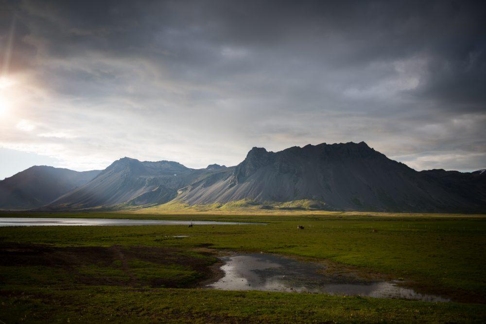The Midnight Sun | Hidden Iceland | Photo by Tom Archer