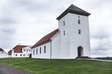 Bessastaðir | Between Continents Reykjanes & Lava Tunnel tour | Hidden Iceland | Photo by Norris Niman