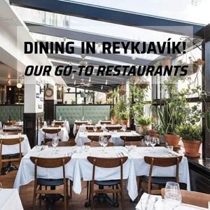 Dining in Reykjavík | Best restaurants in Reykjavík! | Hidden Iceland
