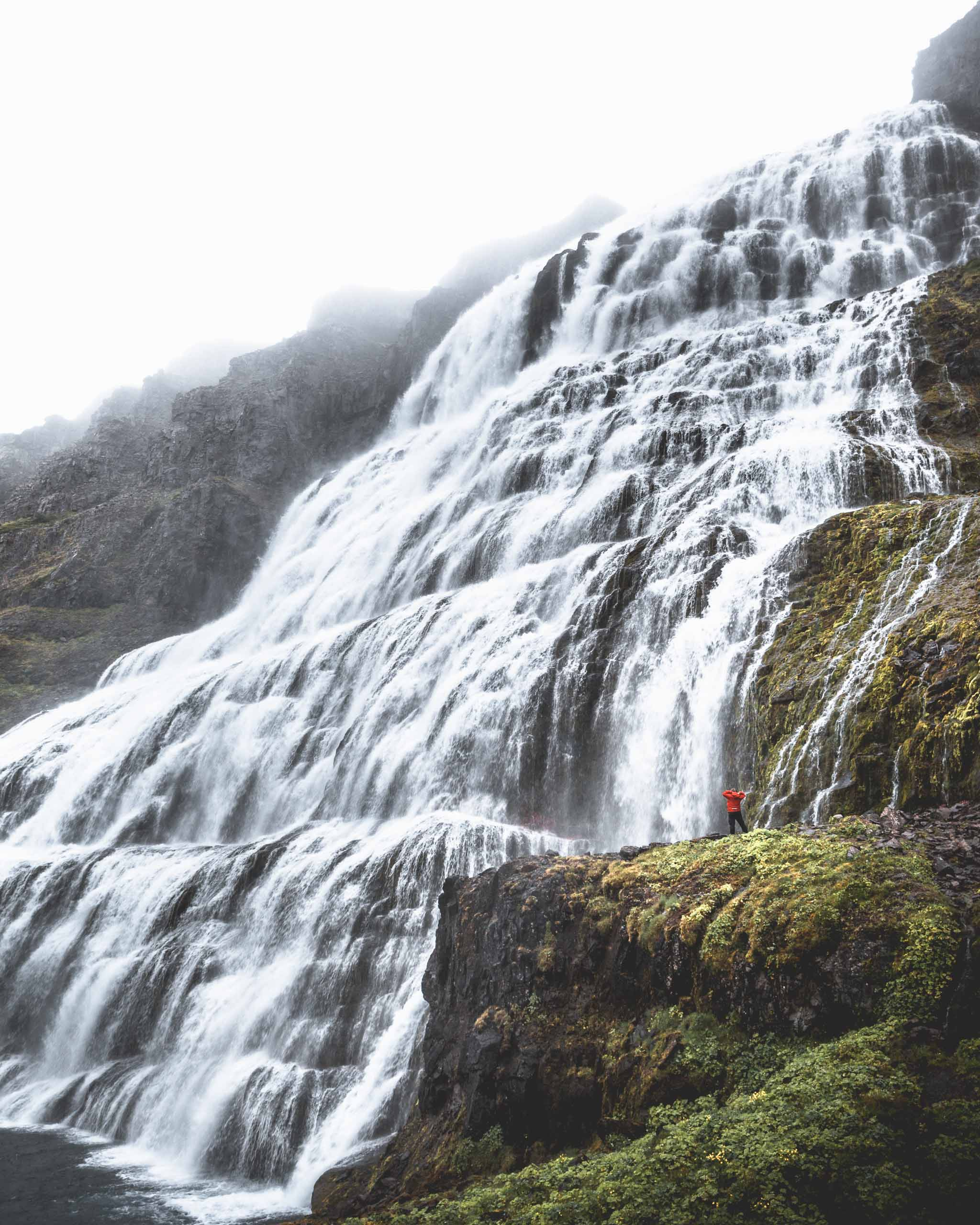 Dynjandi waterfall | Hidden Iceland | Photo by Norris Niman