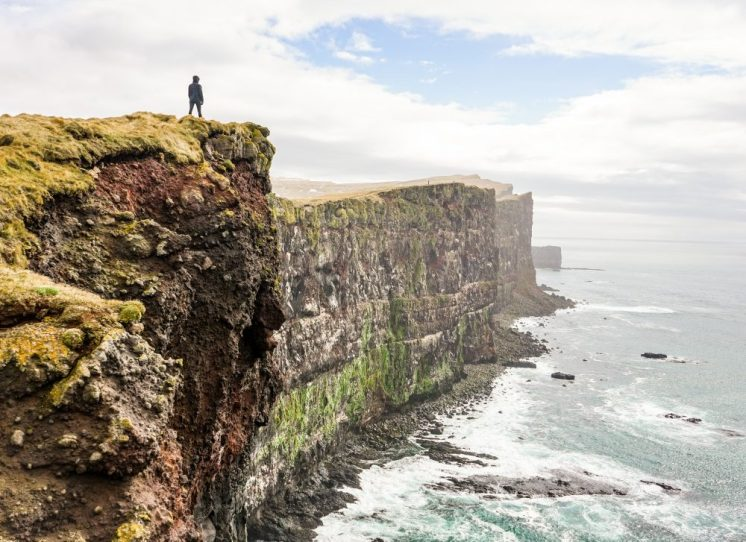 Látrabjarg | Wild Westfjords Tour | Hidden Iceland | Photo by Scott Drummond
