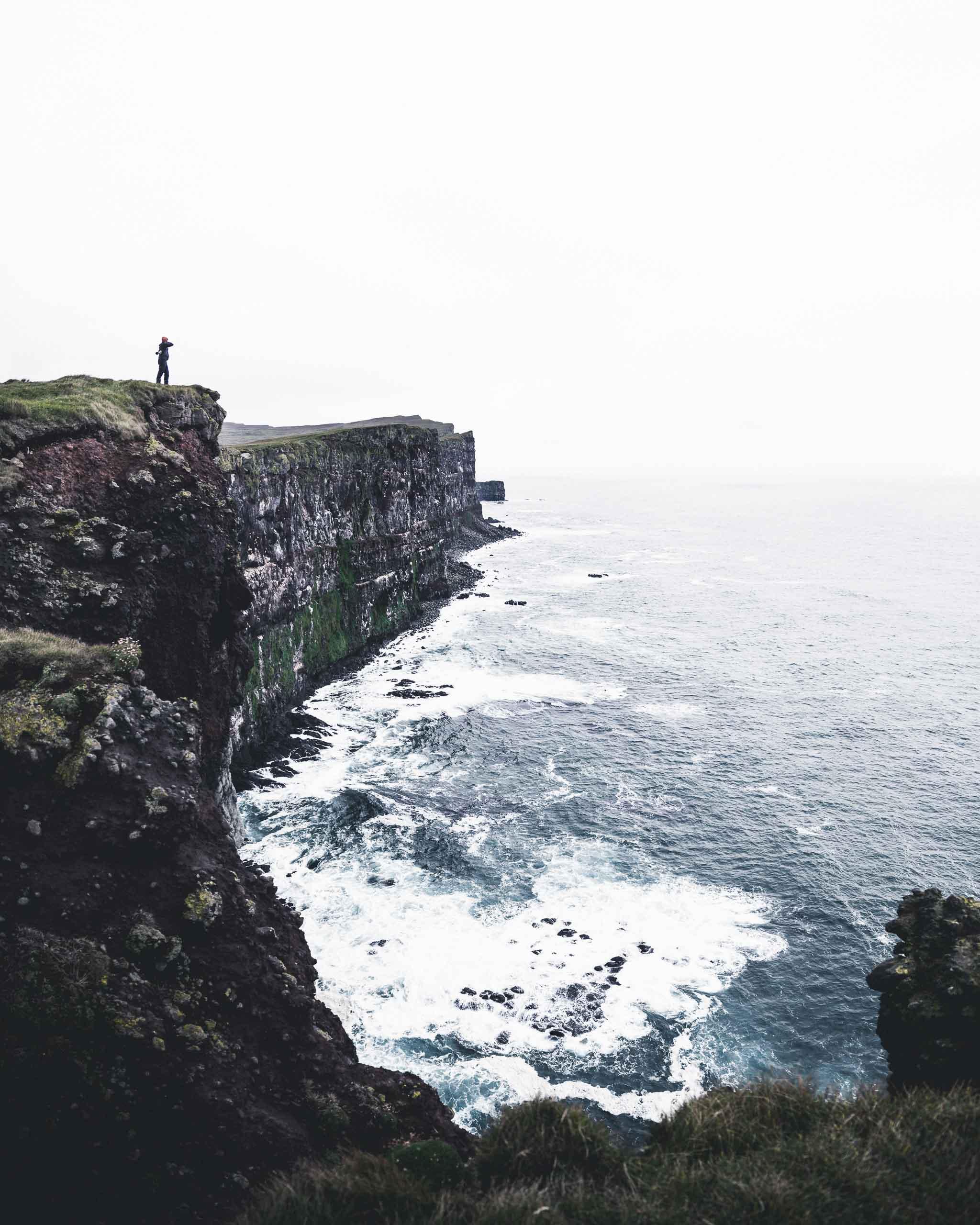 Látrabjarg | Hidden Iceland | Photo by Norris Niman