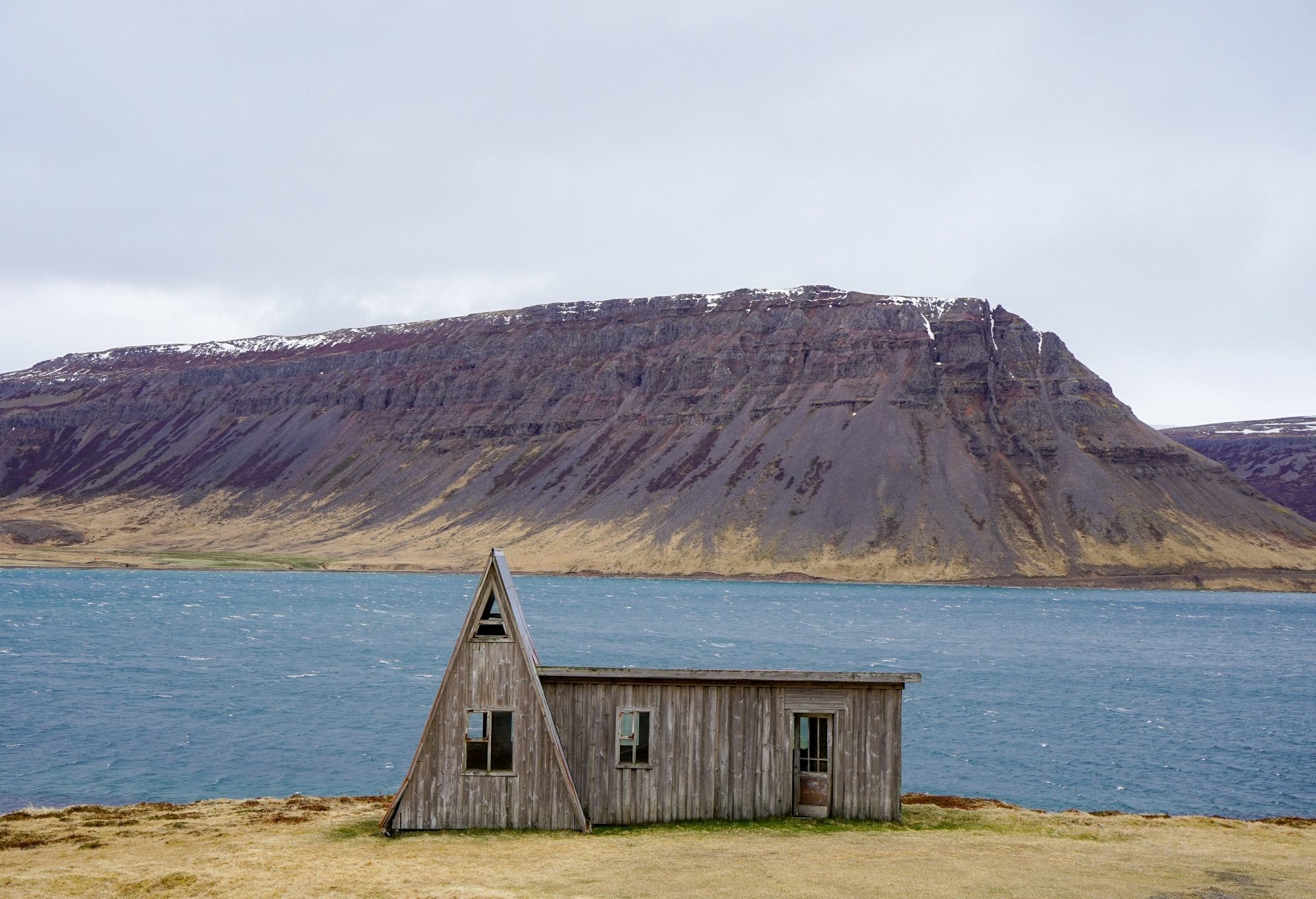 Triangle cabin fever | Hidden Iceland | Photo by Scott Drummond