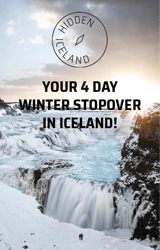 Your 4 Day Winter Stopover In Iceland | Hidden Iceland | Photo by Tom Archer