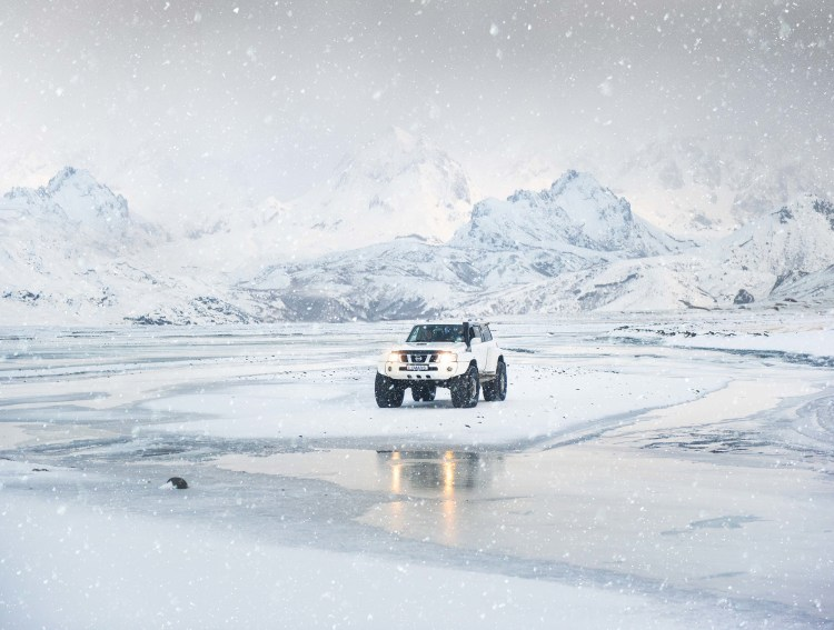 Iceland Highlands in Winter | Winter Lights photo tour with Tom Archer & Wahyu Mahendra | Hidden Iceland | Photo by Tom Archer