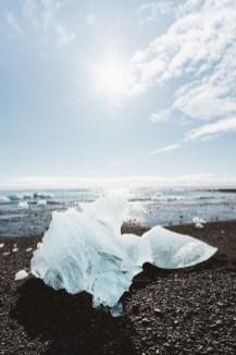 Diamond Beach | Jökulsárlón Glacier Lagoon 2 Day Tour | Hidden Iceland | Photo by Emily Sillett