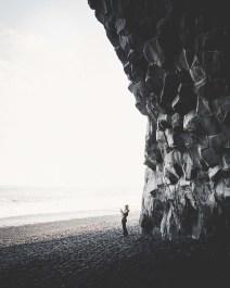 Reynisfjara Black Sand Beach   South Coast: Fire & Ice Tour   Hidden Iceland   Photo by Norris Niman