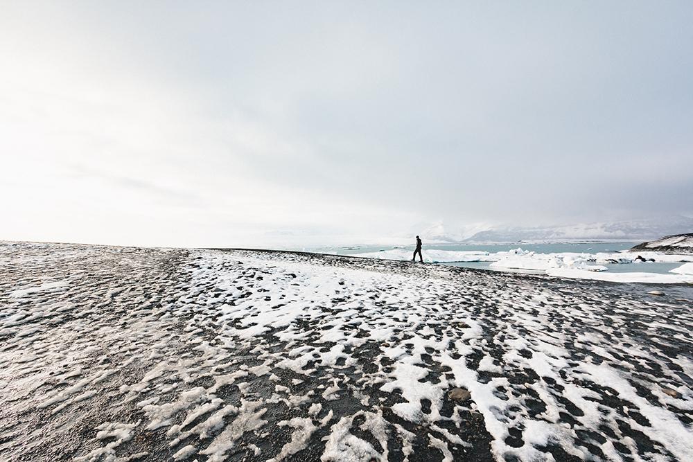 Jökulsárlón Glacier Lagoon | Jökulsárlón Glacier Lagoon 2 Day Tour | Hidden Iceland | Photo by EJS Creative