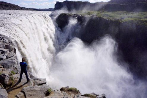 Dettifoss waterfall | North East Iceland | Hidden Icleand