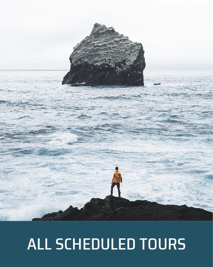 All Scheduled Tours | Hidden Iceland