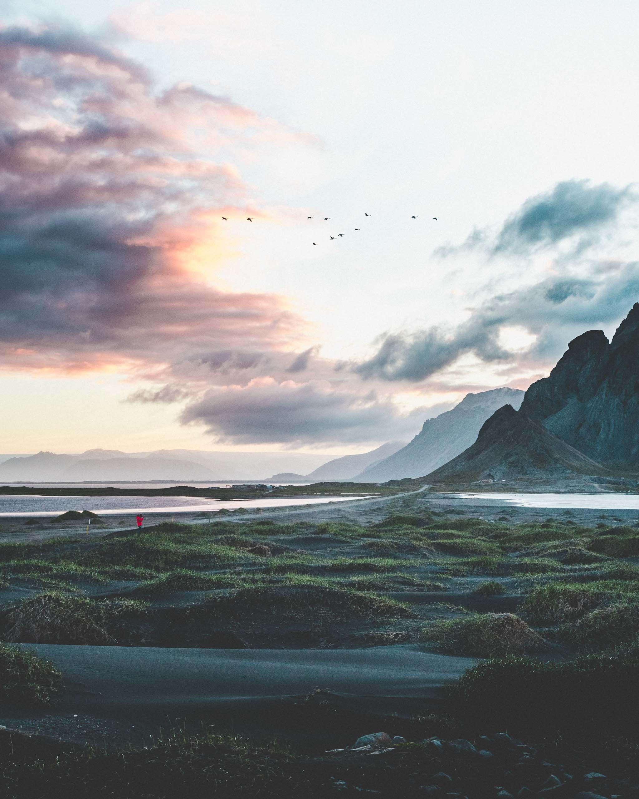 Vestrahorn | Hidden Iceland | Photo by Norris Niman