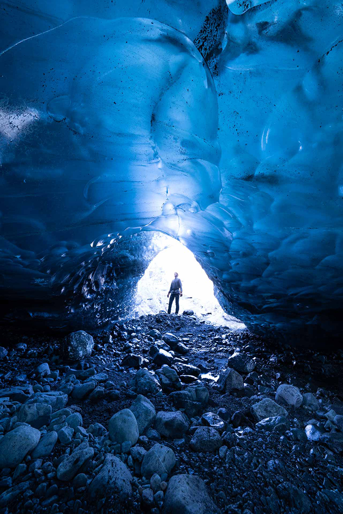 Sapphire Ice Cave Tour | Hidden Iceland | Photo by Helen Maria Björnsdóttir
