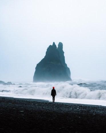 Sólheimajökull Glacier   South Coast   Hidden Iceland   Photo by Paul Fencaros