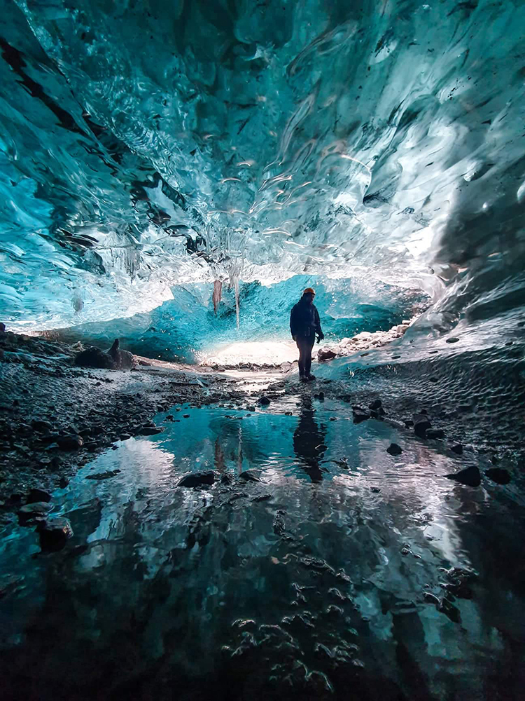 Sapphire Ice Cave Tour | Hidden Iceland