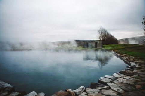 Secret Lagoon | Hidden Iceland | Photo by Kat Craats *Featured