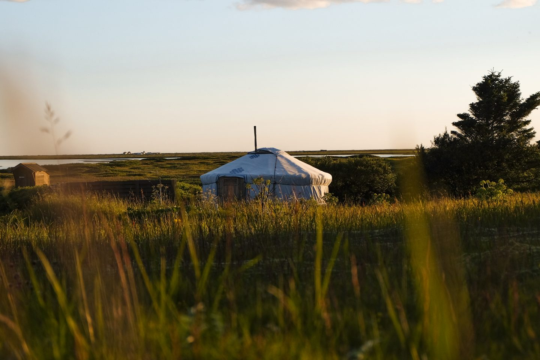 Traustholtshólmi Yurts