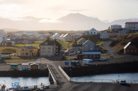 Stykkisholmur Fishing Village Harbour | Snæfellsnes Peninsula Tour | Hidden Iceland | Photo Dennis Stever