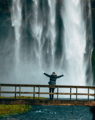 Seljalandsfoss Waterfall | Hidden Iceland | Photo Danny Mcgee