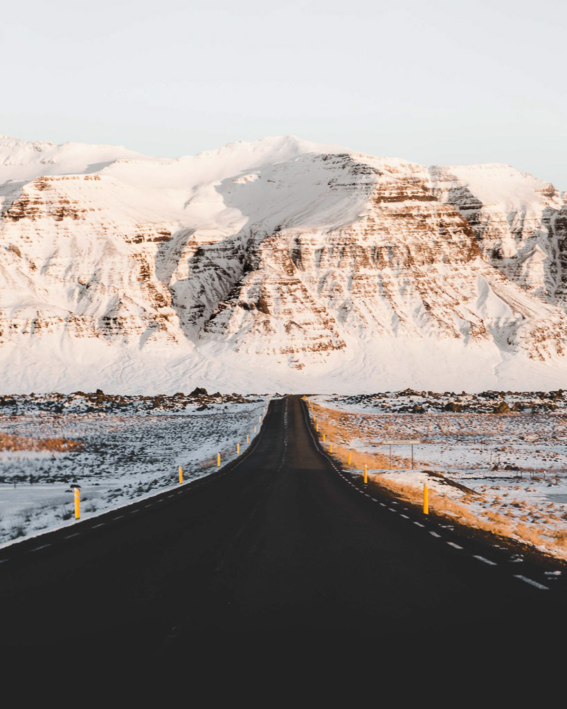 Winter Drive South Iceland | Hidden Iceland | Photo Norris Niman