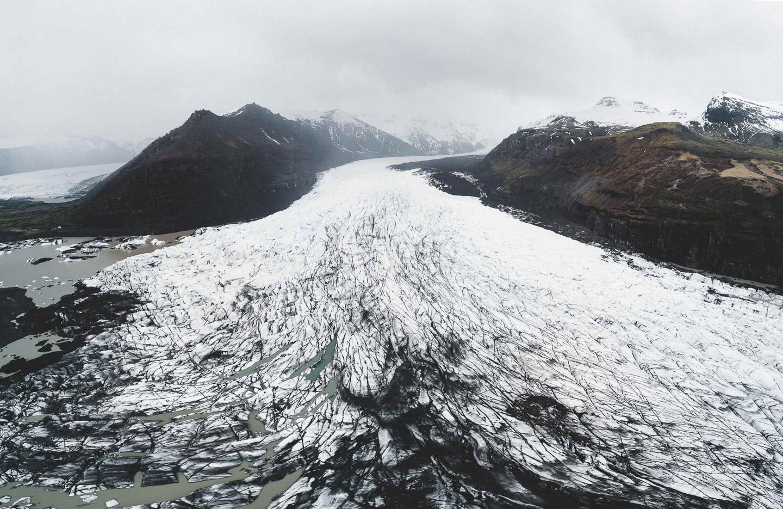 Svínafellsjökull. Hidden Iceland. Photo by Norris Niman. Feature