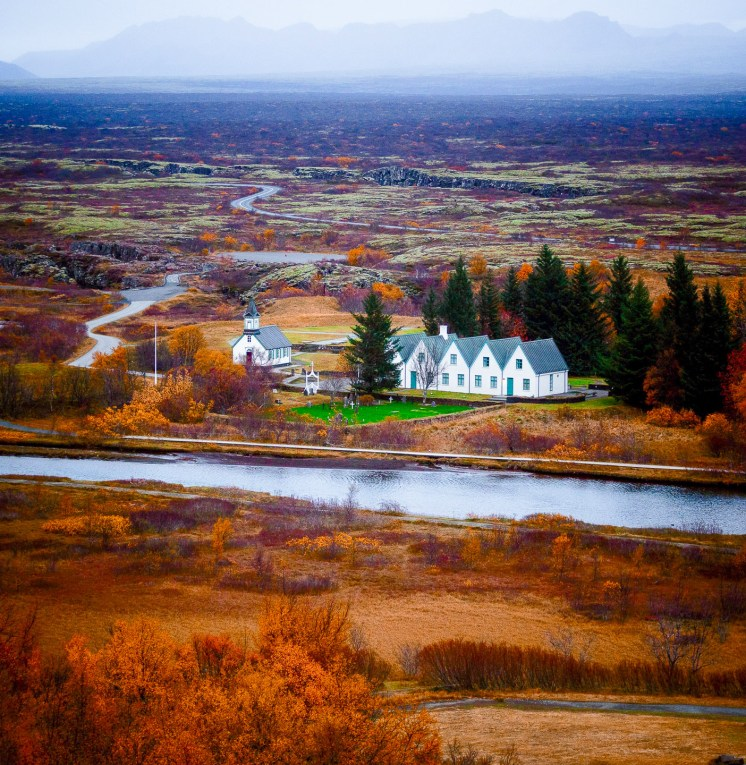 Thingvellir National Park in the Golden Circle Platinum Tour. Photo by Dennis Steve