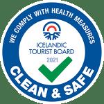 Clean & Safe. Hidden Iceland