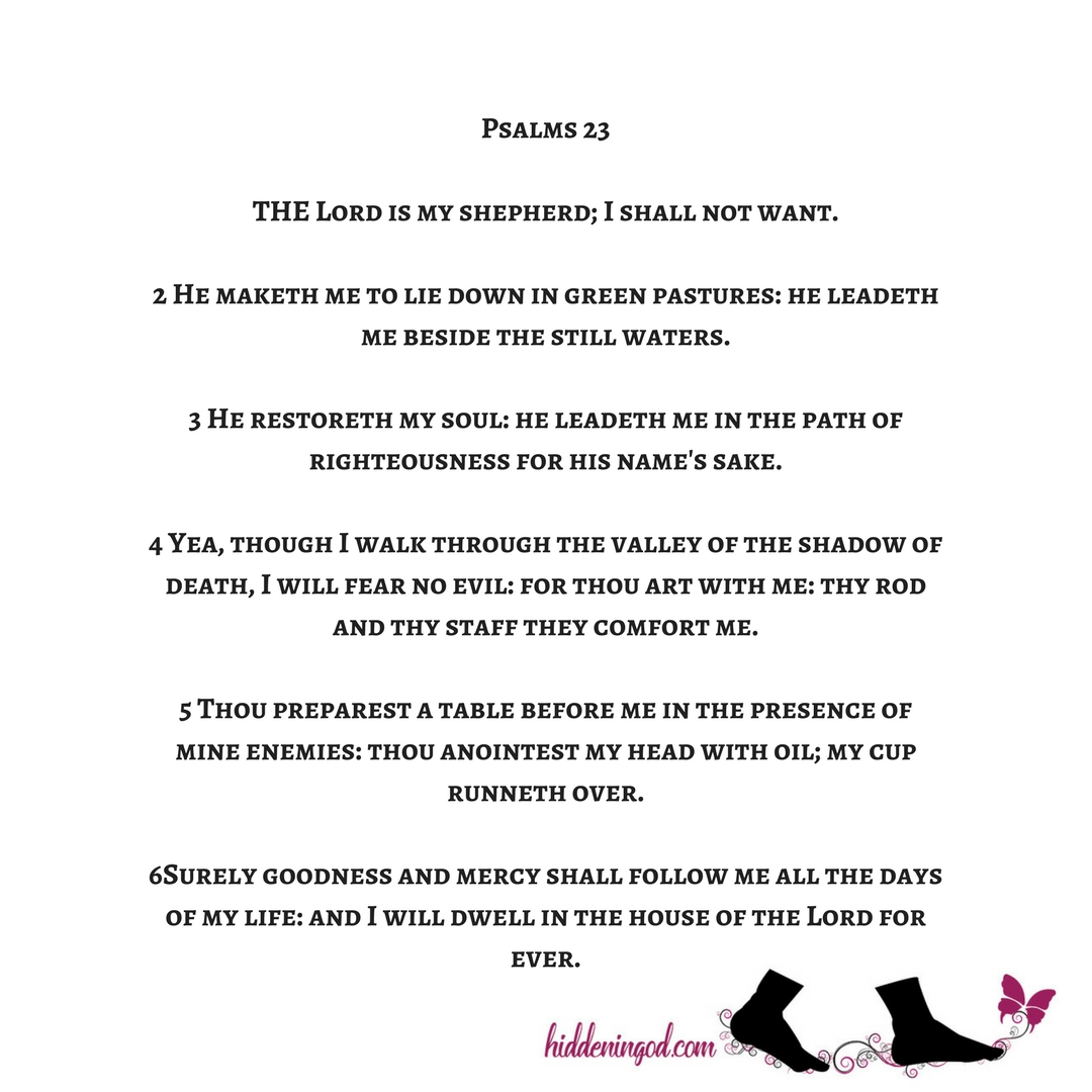 A Psalm of David
