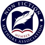 Book publishing association badge