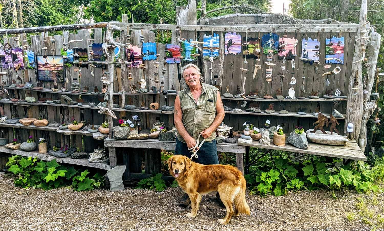 Ron Dietman Hidden In The Rocks Art Duluth MN Lake Superior Gallery