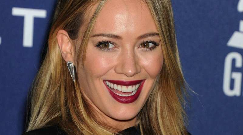 Hilary Duff Wild Night Out ASCAP