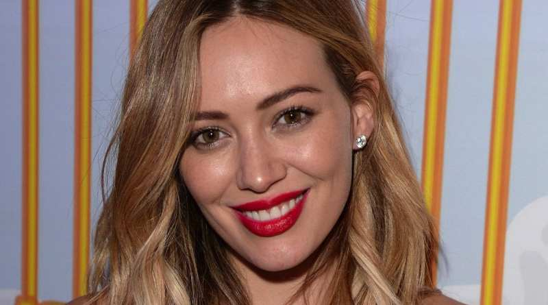 Hilary Duff ASCAP