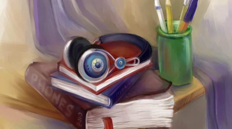 still_life_with_books_and_headphones_by_miroslavaautumn
