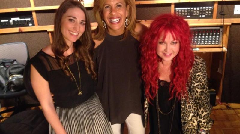 Sara, Cyndi, & Hoda