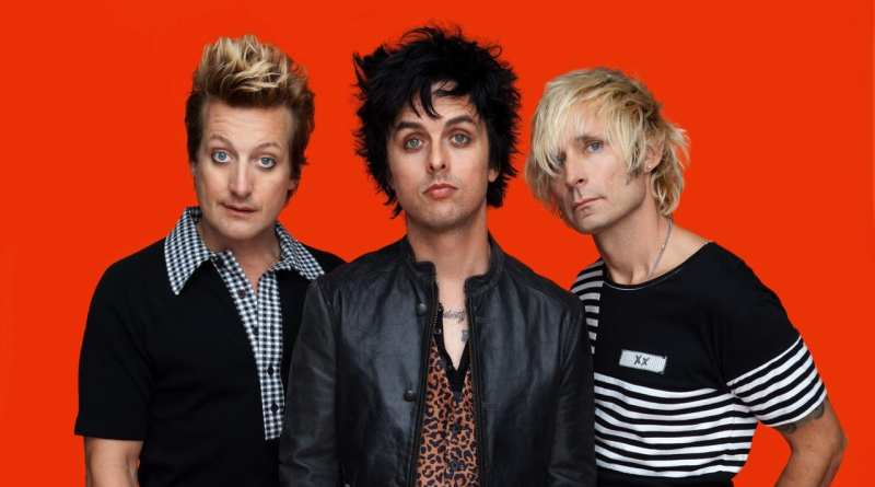 Green Day Dos Trilogy