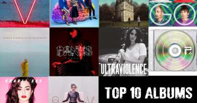 Top 10 Albums Of 2014