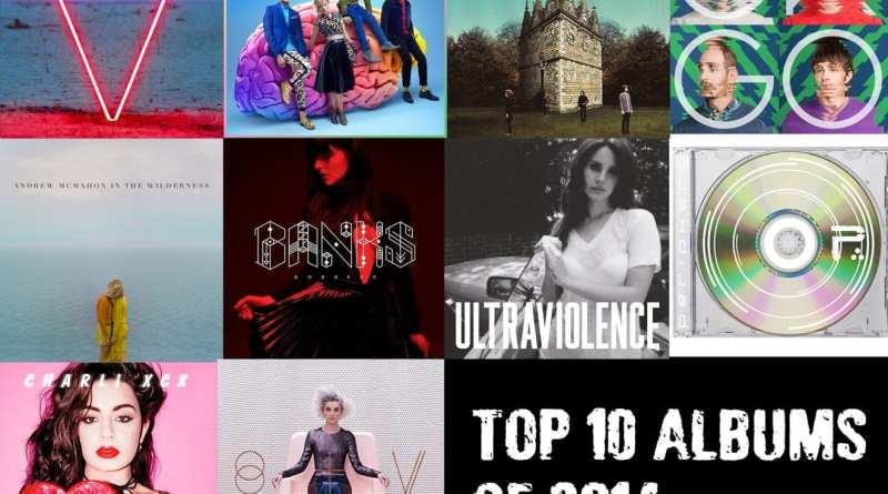Top 10 Albums 2014