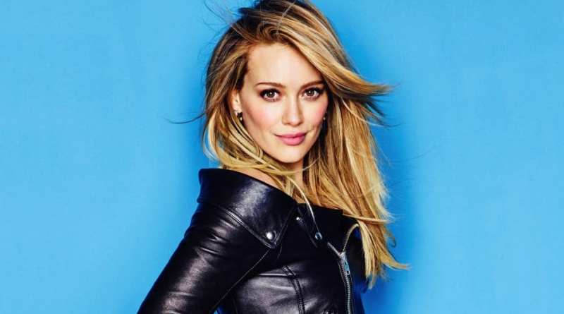 Hilary Duff 2015 Cosmo