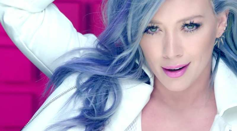 Hilary Duff Sparks Music Video