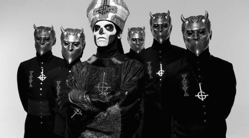 Ghost Meliora 2015 Covers EP