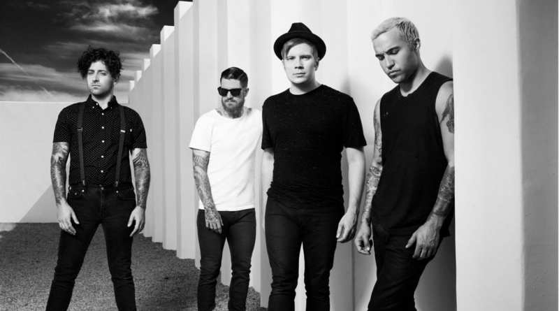 Fall Out Boy 2015 ABAP