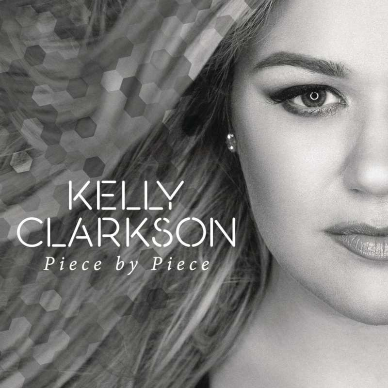 Kelly Clarkson Piece By Piece Single Cover