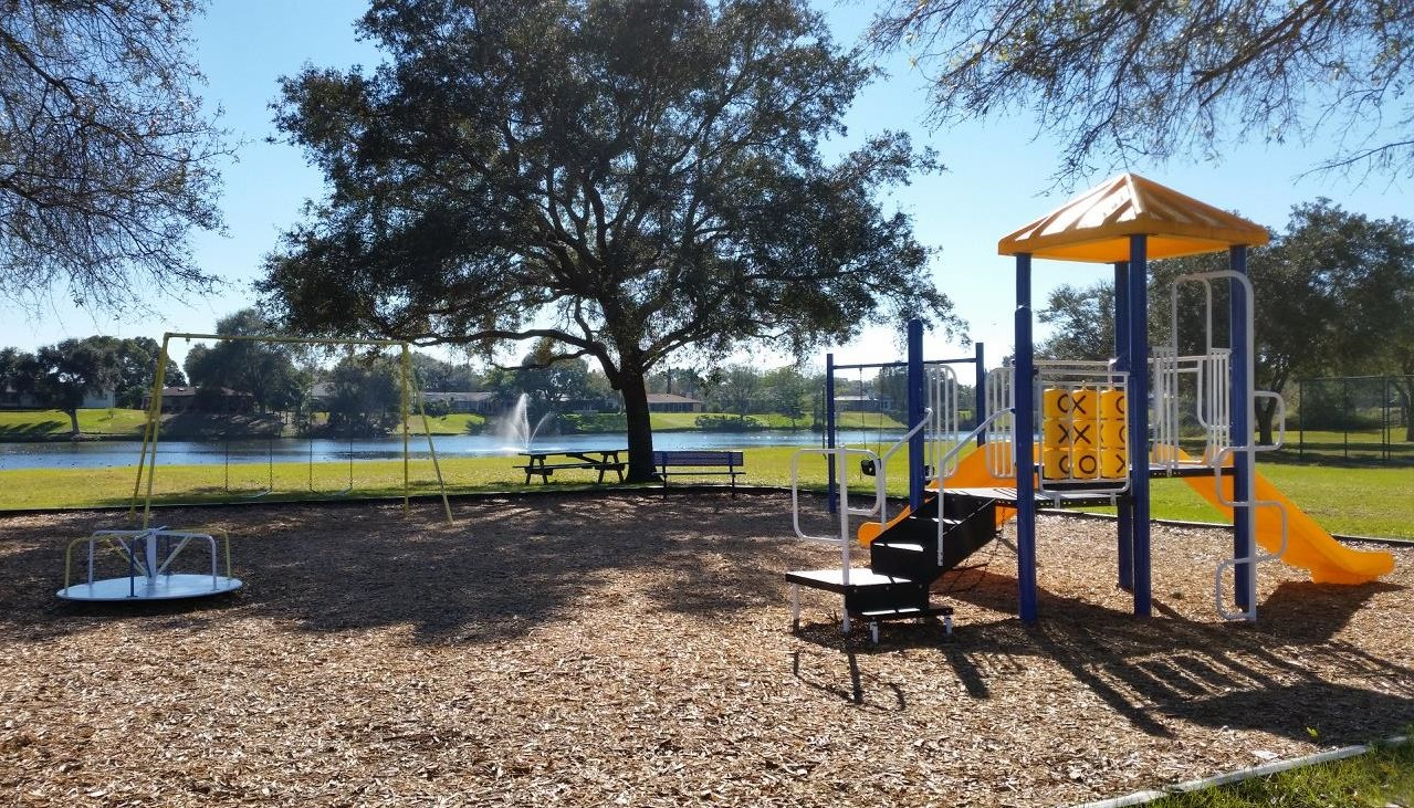 Kids Area at Hidden Lake